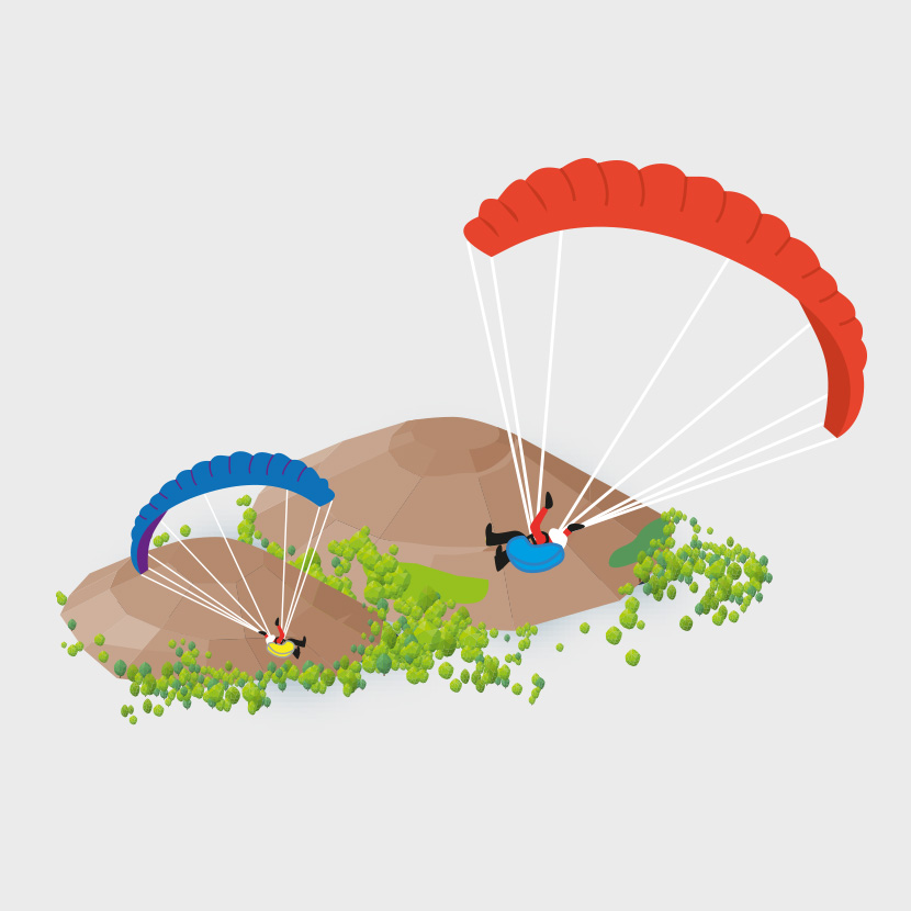 IZATIS_CRTB_carte_destination_illustration_parapente