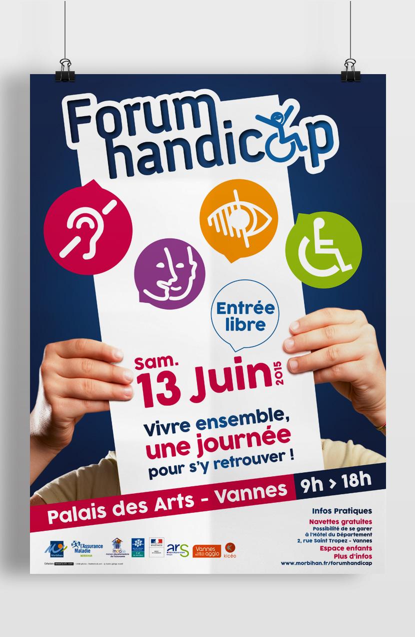 IZATIS_FORUM_HANDICAP_poster