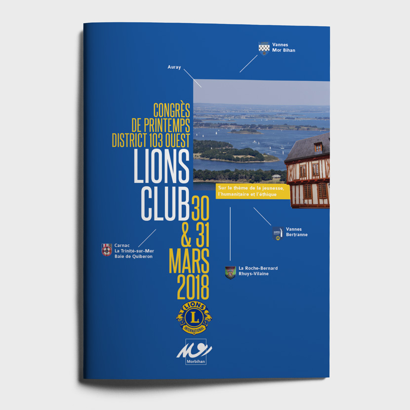 IZATIS_LIONS_CLUB_brochure_congres_couverture