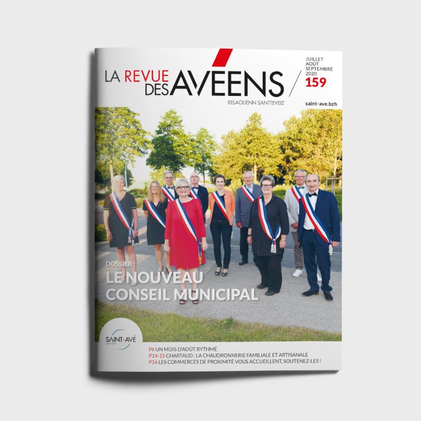 IZATIS_SAINT_AVE_bulletin_couverture_2020